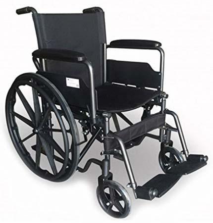 Le 5 top sedie a rotelle e carrozzine per qualit prezzo for Larghezza sedia a rotelle