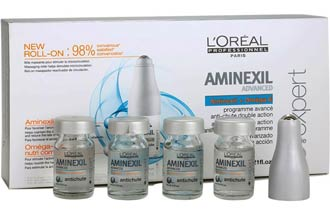 fiale anticaduta aminexil advance