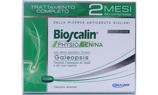 integratore capelli bioscalin