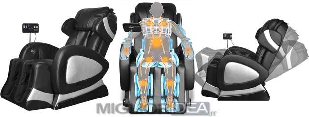poltrona massaggiante vidaxl-1