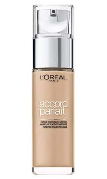 fondotinta loreal-accord