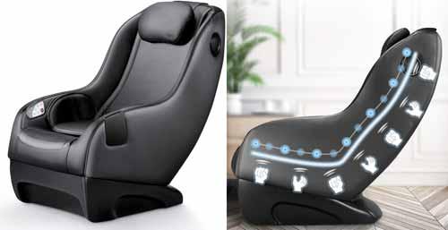 naipo sedia massaggiante