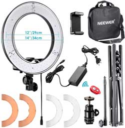 Neewer LED Anulare ring light