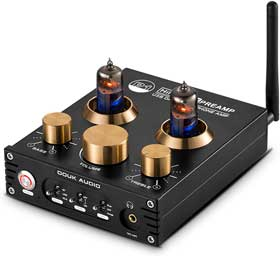 amplificatore a valvole douk audio