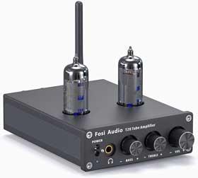 amplificatore a valvole fosi audio