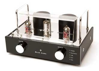 amplificatore valvolare black-aura