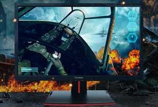 monitor da gaming economico viewsonic