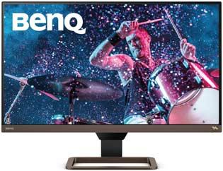 benq monitor 27 pollici 4k EW2780U