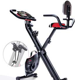 cyclette pieghevole Sportstech