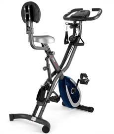 cyclette pieghevole ultrasport advanced