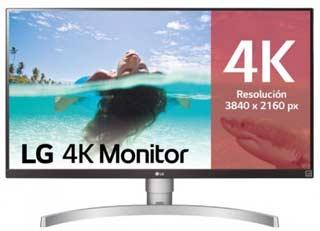 monitor 27 pollici 4k lg UL650