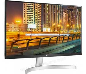 monitor 27 pollici pc lg ML600S