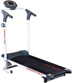 tapis roulant magnetico professionale high power
