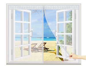 zanzariera magnetica finestra chang