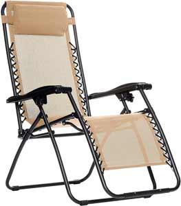 sedia prendisole leggera